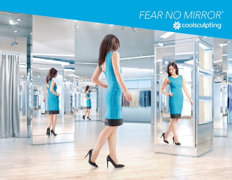 fear no mirror
