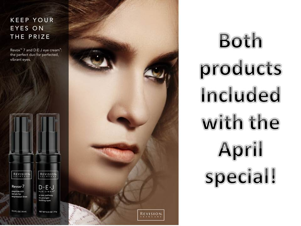 April special revision products