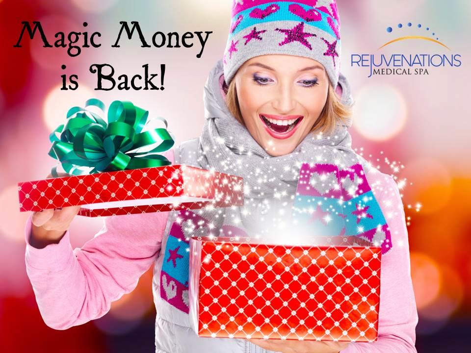 """Magic Money"" is back!"