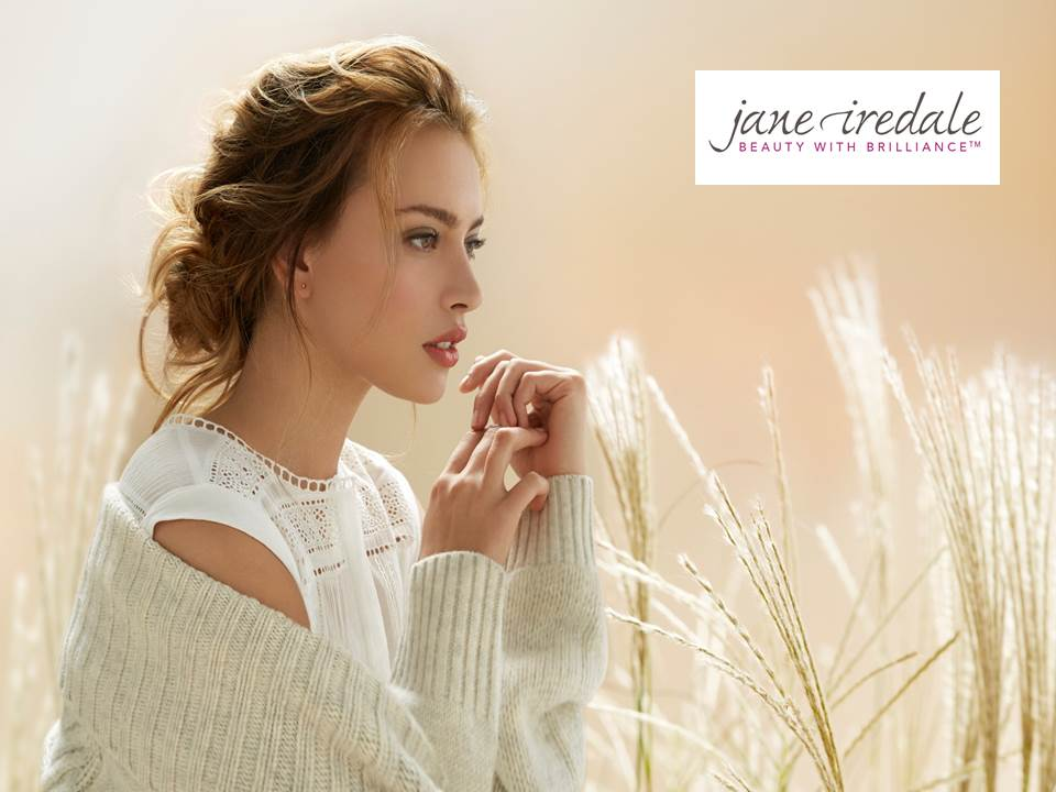 Jane iredale country weekend sweater field