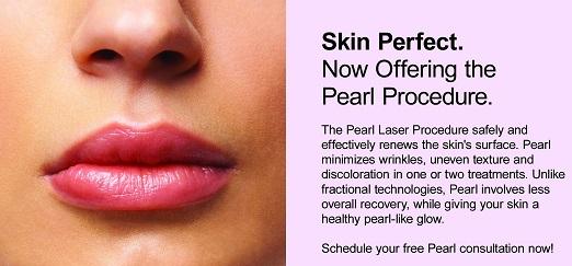 Pearl lips