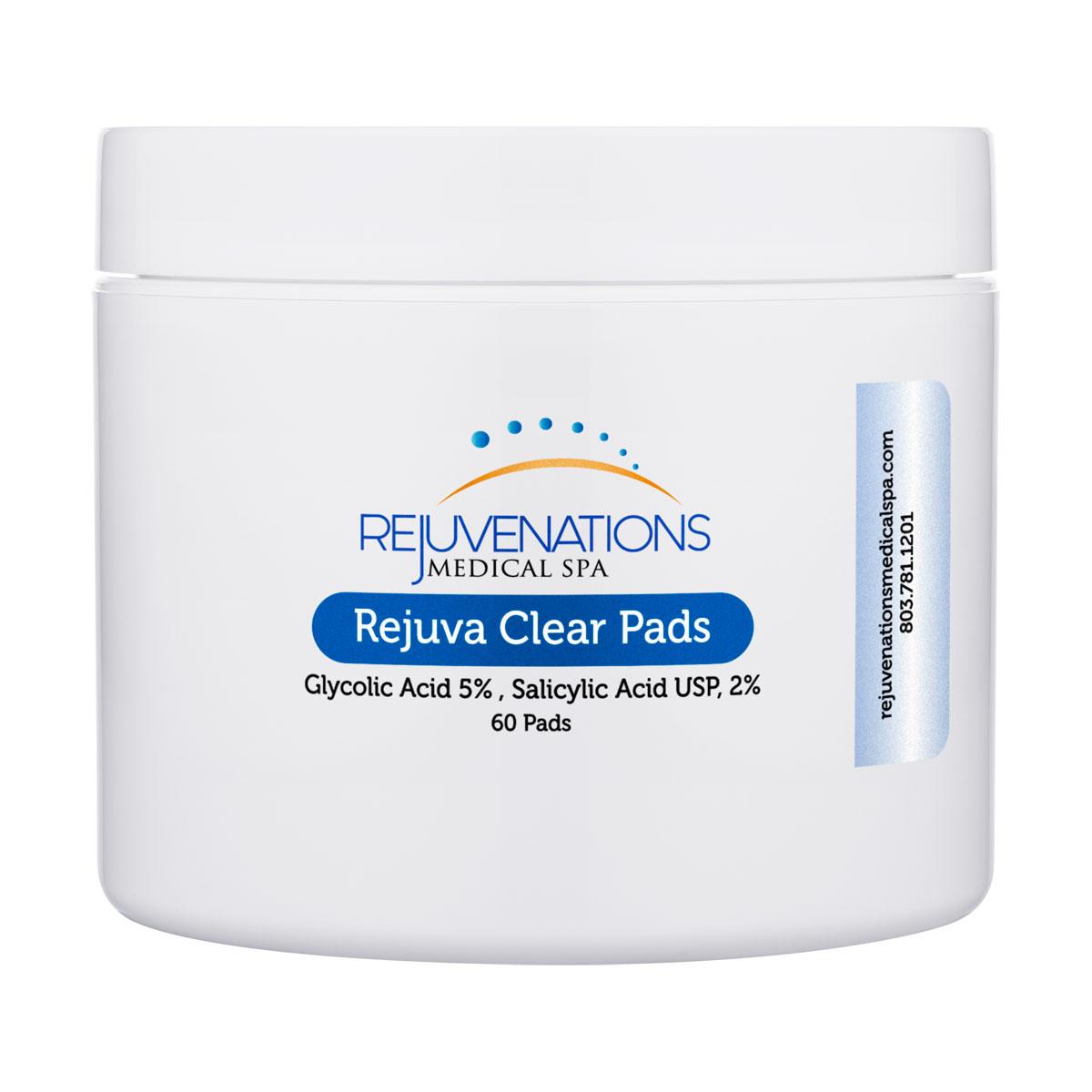 Rejuva Clear Pads