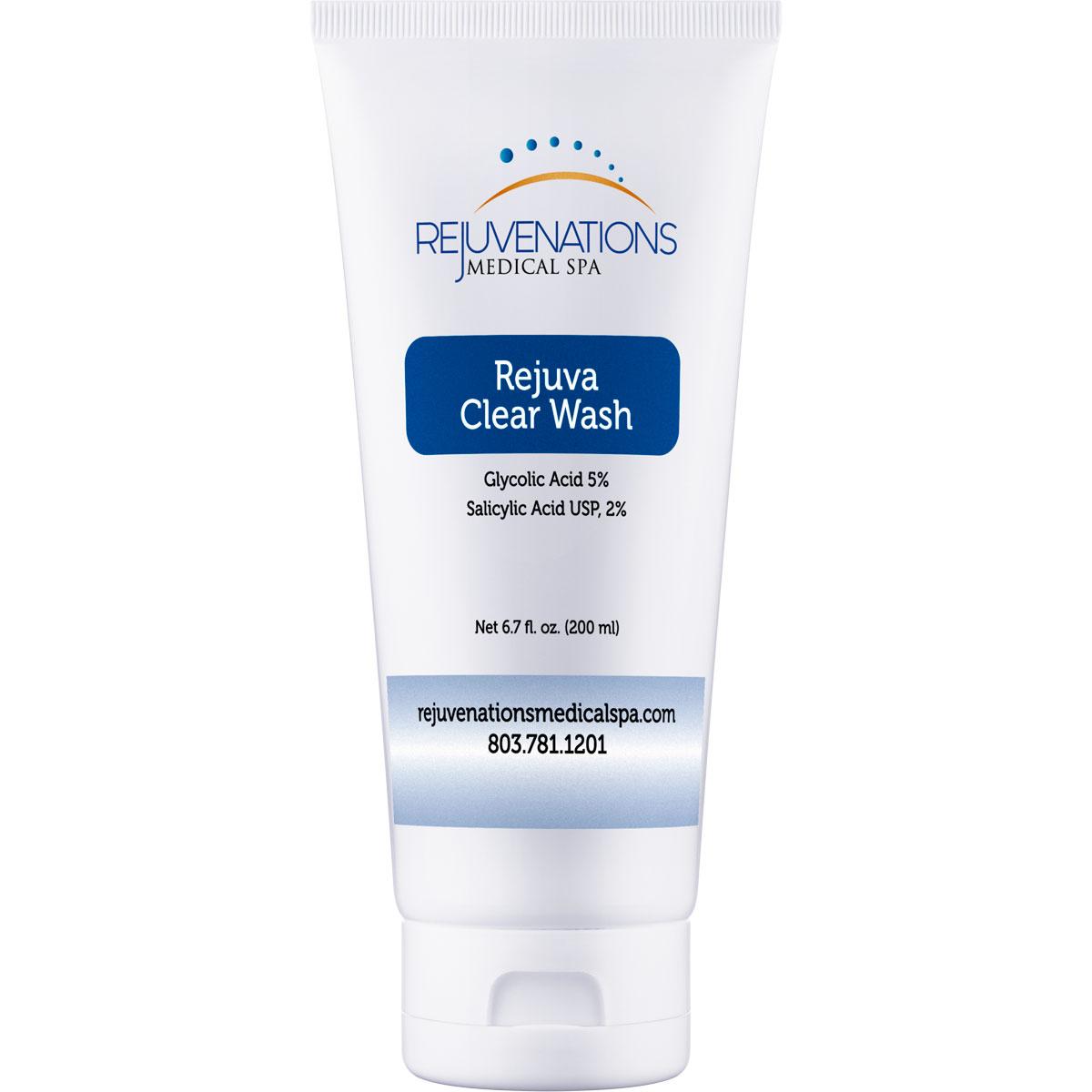 Rejuva Clear Wash